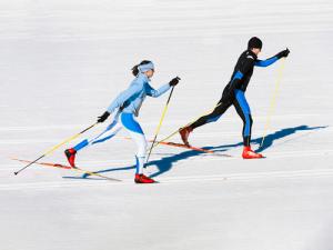 Kurs skiteknikk klassisk stil