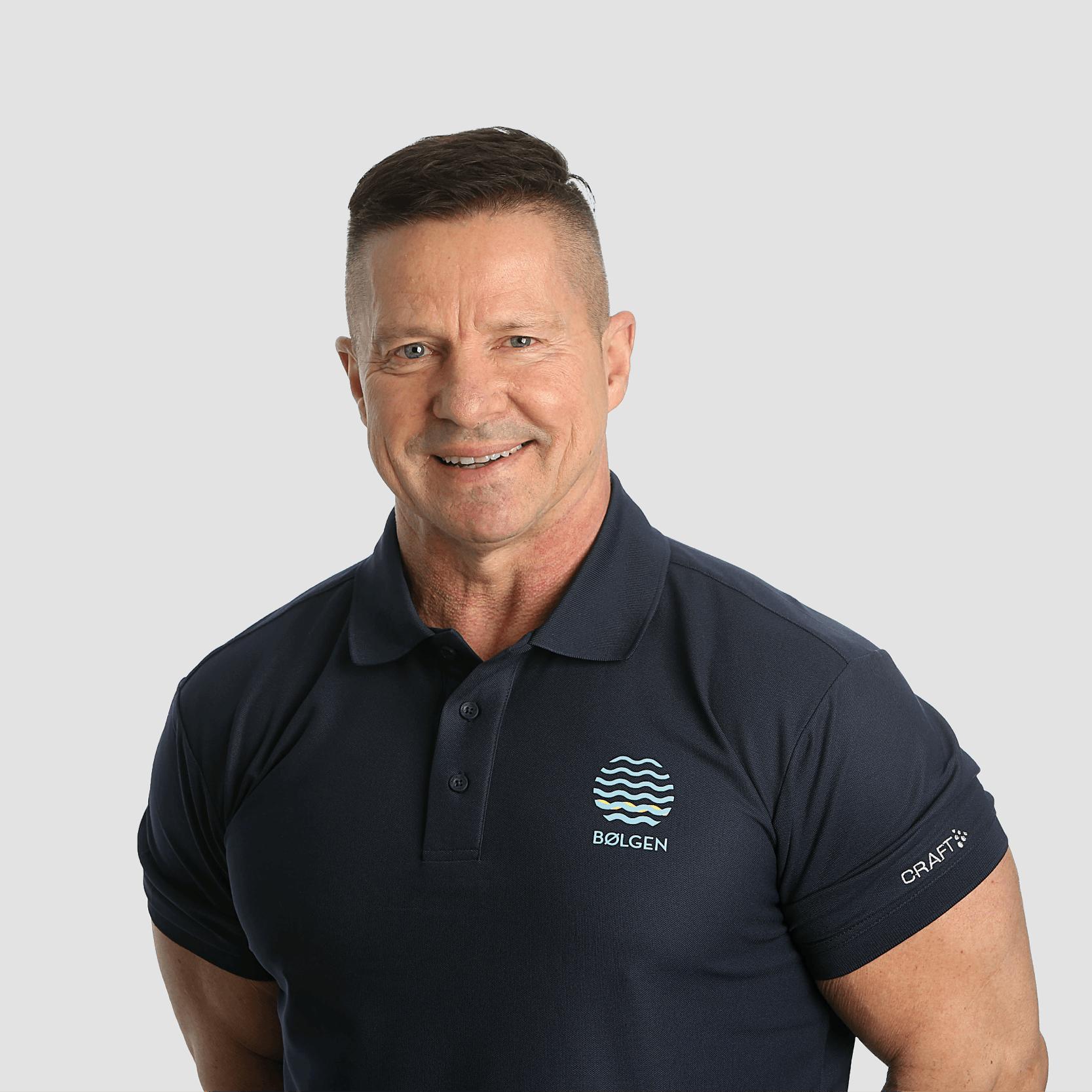 Personlig trener PT Tom Hansen