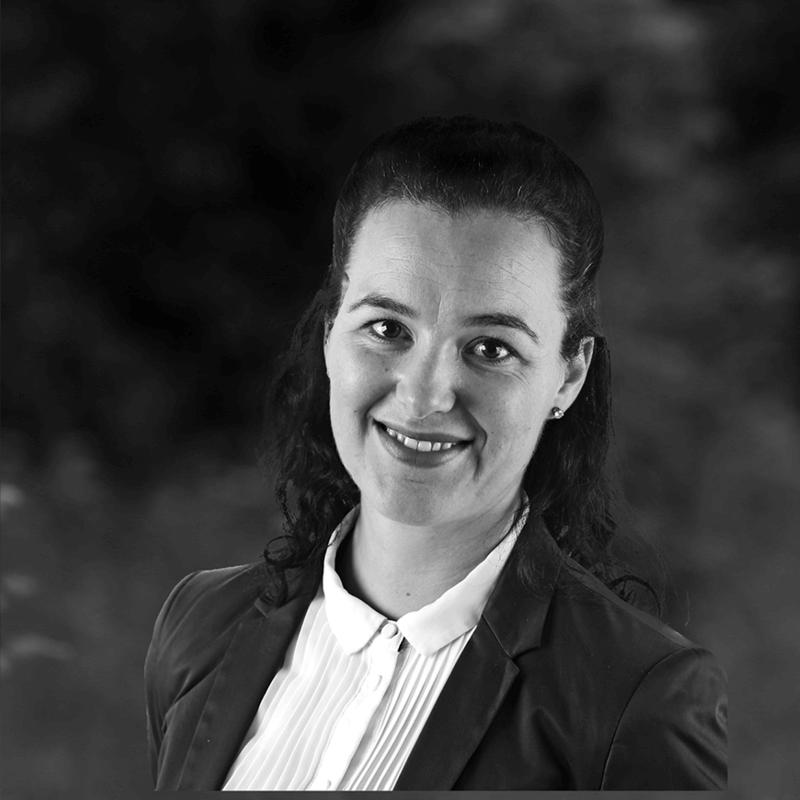 Lara Janine Mordt, Administrasjonsansvarlig (vikar)