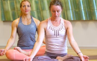 Yoga workshop pusteteknikker
